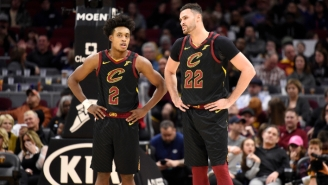 Larry Nance Responds To An Anonymous Scout Who Said Collin Sexton Is 'An Asshole' And Disliked By Teammates: 'Whoever Said This Is A Moron'