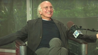 Larry David Makes The Case For Replacing NFL Kickers With Frogs (Actual Leaping Frogs)