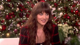 Dakota Johnson Has No Regrets About Calling Out Ellen In Her Viral (And Extremely Awkward) 'The Ellen DeGeneres Show' Interview