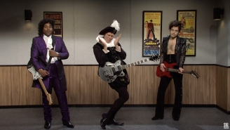 Daniel Craig Crashed An 'SNL' Sketch In Which Rami Malek And Kenan Thompson Auditioned For A Prince Biopic