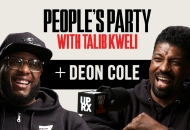 People's Party With Talib Kweli: Deon Cole