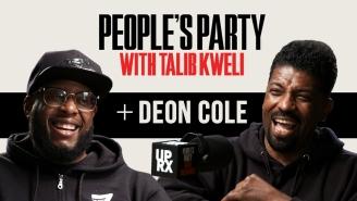 Talib Kweli & Deon Cole On 'Black-ish,' Conan, Eddie Murphy, Wu-Tang's Lyrics