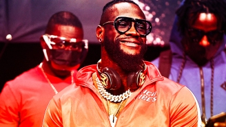 Deontay Wilder Is Ready To Reintroduce Himself