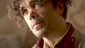 The 'Cyrano' Trailer Tells The 'Greatest Love Story Ever Told' (But Needs To Let Peter Dinklage Sing More)