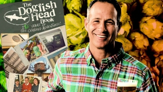 Dogfish Head's Founder On His Failed Snail Beer And Taking Bold Risks