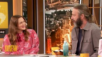 Drew Barrymore And Tom Green Reunited In Person For The First Time In Nearly 20 Years On Her Show