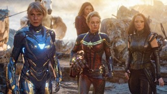 The 'Avengers: Endgame' Female Heroes Scene Was Reshot After Test Audiences Called It 'Pandering'