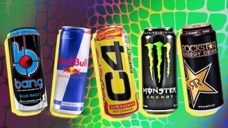 Blind Taste Test: The 10 Best Energy Drinks From The Corner Store