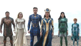 'Eternals' Is The Lowest-Rated Marvel Cinematic Universe Movie On Rotten Tomatoes