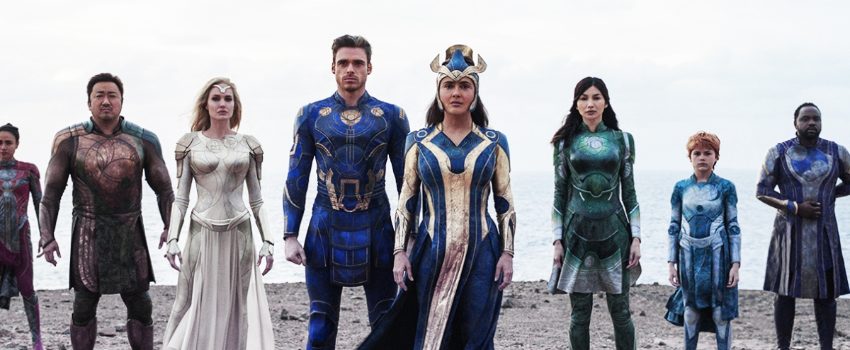 'Eternals' Sure Is A Big Attempt At Something