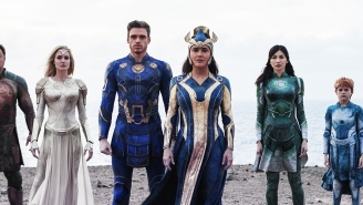 'The Eternals' Sure Is A Big Attempt At Something