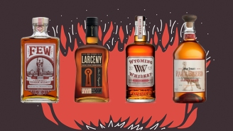 A Whiskey Writer Reveals His Favorite Warming Bourbons For Chilly Days