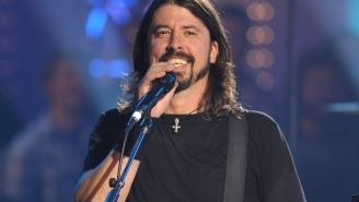 The Foo Fighters Had A Cameo On 'The Morning Show' — And Apparently Jennifer Aniston Is A Super Fan