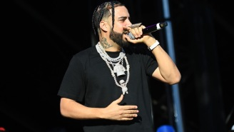 French Montana Responds To A 'Squid Game' Meme That Trolled His Music