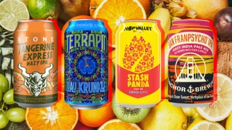 We Blind Tasted Well-Known, Fruity IPAs To Find The Best Of The Best