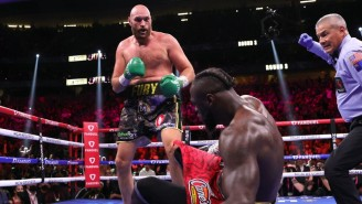 Tyson Fury Beat Deontay Wilder By Knockout In The 11th Round Of Their Instant Classic Third Fight