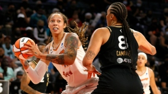 Brittney Griner And The Mercury Sealed A Trip To The WNBA Finals With A Game 5 Win Over The Aces