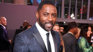Idris Elba Isn't Trying To Do A 'Sexy' Voice For Knuckles In 'Sonic The Hedgehog 2'