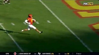 Iowa State Had A Touchdown Taken Away On The Worst 'Taunting' Penalty Of The Season