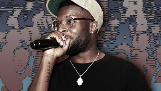 What We Learned From Isaiah Rashad's Los Angeles Tour Stop At The Novo
