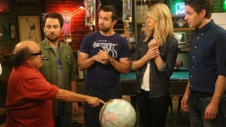 Rob McElhenney Has Made Yet Another Dramatic Transformation In The First Look At 'It's Always Sunny In Philadelphia' Season 15