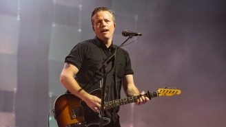 Jason Isbell Isn't Sure What To Think After An Odd Interaction With A Guy Wearing An Isbell Shirt