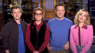 Jason Sudeikis Turns Down An 'Awful' 'Ted Lasso' Sketch In The Promo For This Week's 'SNL'