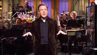Jason Sudiekis Got Sentimental About Studio 8H During His 'SNL' Monologue