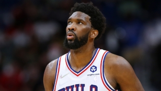 Joel Embiid 'Couldn't Walk For Two Days' After A Recent Sixers Game But Is Playing Hurt 'Because Ben Simmons Is Not Playing'