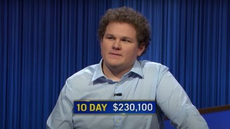 The Latest 'Jeopardy!' Champion Has Already Made Some Impressive History Of His Own