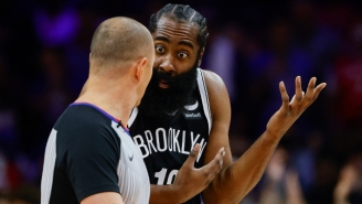 James Harden Feels Like He's The 'Poster Boy' Of The NBA's Rule Changes For Shooting Fouls