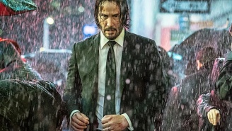 Noted Good Dude Keanu Reeves Continues His Good Dude Streak By Giving Out Rolexes To The 'John Wick: Chapter 4' Stunt Team