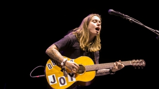 Julien Baker Was Phoebe Bridgers' Surprise Opener And The Two Played A Song Together