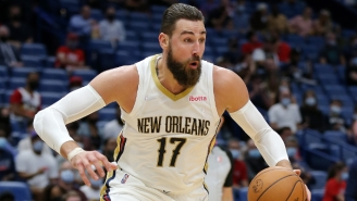 The Pelicans And Jonas Valanciunas Agreed To A 2-Year Extension Worth $30.1 Million