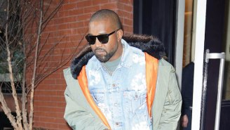 Kanye West Is Officially Changing His Name To Just 'Ye'