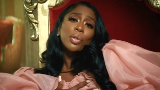 Kash Doll Flaunts The Perks Of Being 'Single & Happy' In Her Video With Wale And Eric Bellinger