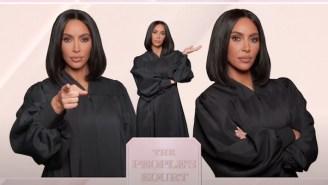 Kim Kardashian Turns Into A Judge And Rules On Family Drama On 'SNL'