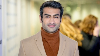 'Eternals' Star Kumail Nanjiani Says He Got Ripped Because He Wanted To, Not Because Marvel Told Him To