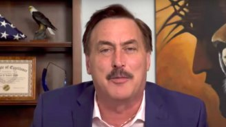 Mike Lindell Thinks 'Every Person In The World' Will Be Talking About His Multi-Day Thanksgiving 'Marathon' To Overturn The 2020 Election