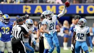 The Lions Successfully Pulled Off Two Fake Punts And An Onside Kick Against The Rams