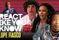"""React Like You Know: Lupe Fiasco - """"Kick, Push"""""""