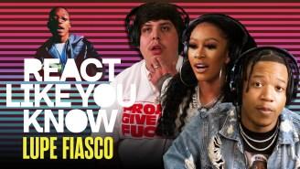 "New Artists React To Lupe Fiasco's ""Kick, Push"" Video"