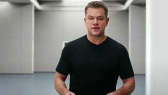 Matt Damon Is A New Face Of Cryptocurrency Thanks To A Commercial From… David Fincher?