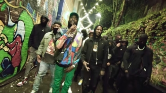 Meek Mill Hits The Streets Of London With Giggs In Their Menacing Video For 'Northside Southside'