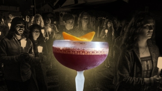 The Blood & Sand Is Our Official Halloween Cocktail