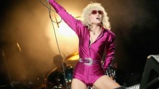 Miley Cyrus Surprises Fans During Megan Thee Stallion's Set At The Austin City Limits Festival