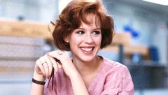 Molly Ringwald Can't Watch Her Starmaking John Hughes Movies With Her 'Woke' Tween Daughter