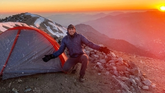 Climber Russell Hornsby Shares A Weekend Guide To Mt. Baldy, California