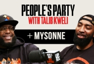 People's Party With Talib Kweli: Mysonne