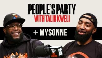 Talib Kweli & Mysonne On Prison, Snitching, Trae Tha Truth, Nipsey Hussle